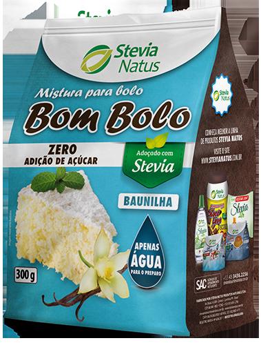 Bom Bolo - Baunilha