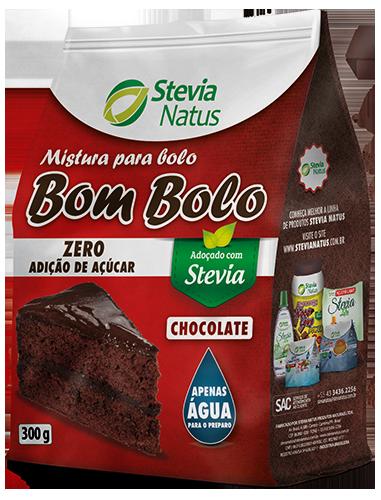 Bom Bolo - Chocolate