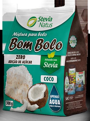 Bom Bolo - Coco