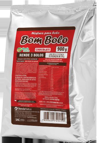 Bom Bolo: Chocolate