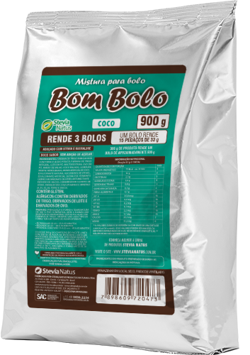 Bom Bolo: Coco